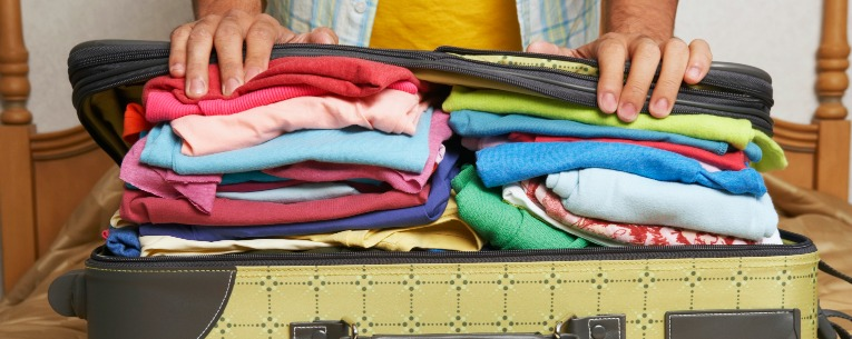 TIPS FOR PACKING TOILETRY BAG