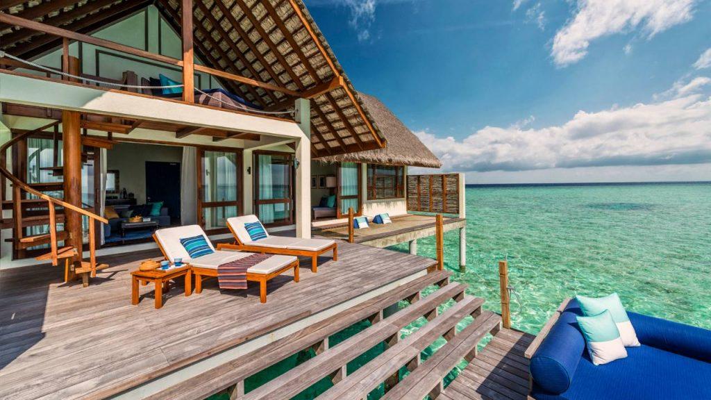 The Four Seasons Resort Maldives