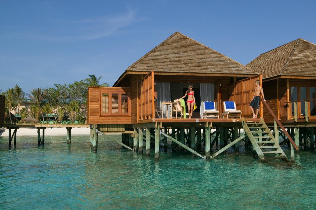 The Veligandu Island Resort