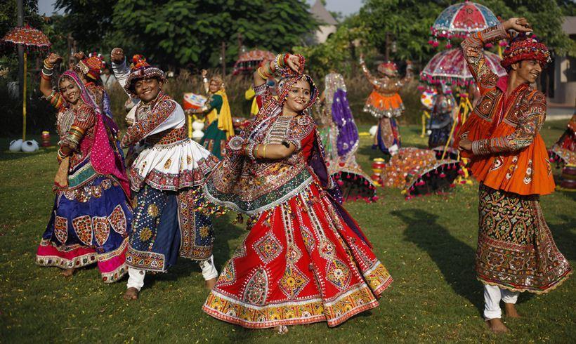 Navaratri Festival in Gujarat