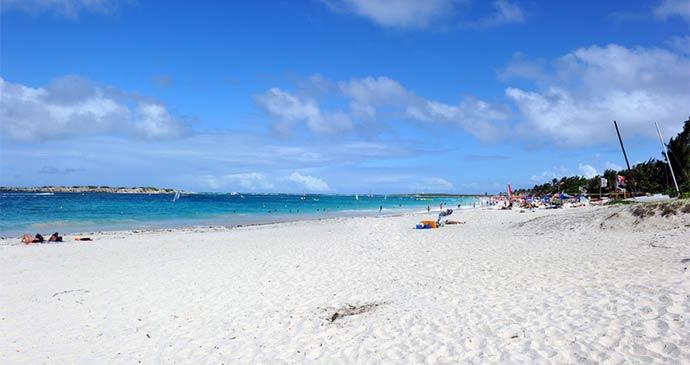 Blue Bay Beach