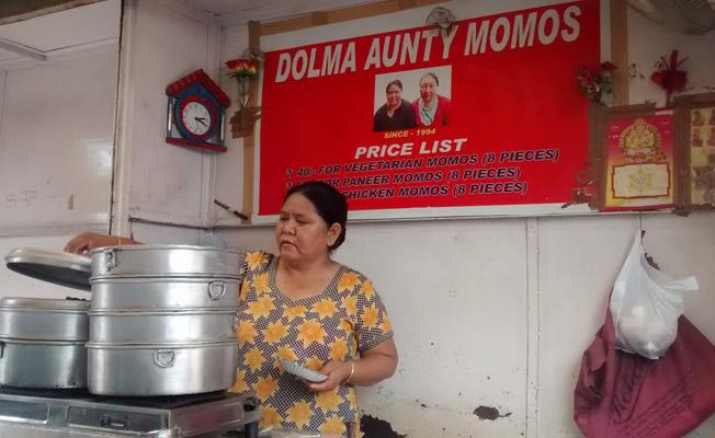 DolmaAunty Ke Momos