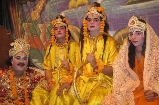 Dussehra in Varanasi