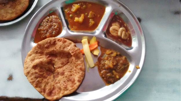 Gali Paranthe Wali Chandni Chowk, New Delhi