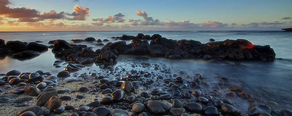Riviere Des Galets Beach