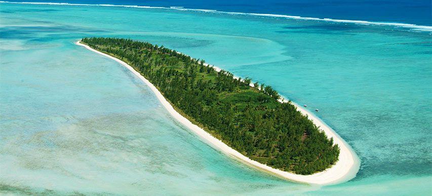Rodrigues Island in Mauritius