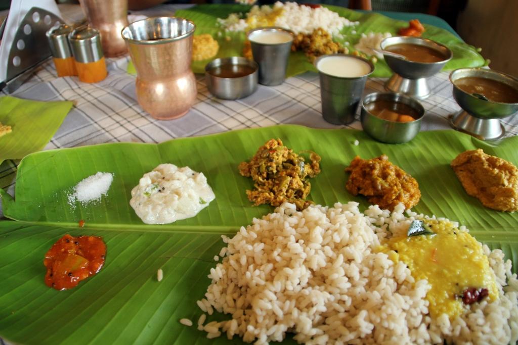 Vegetarian food kochi